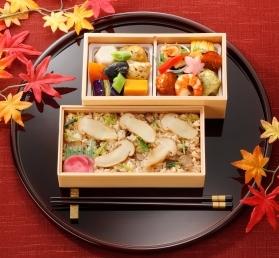 秋の食彩フェア