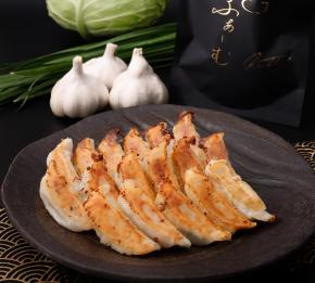 〈田子ファーム〉田子ふぁーむの手作り生餃子(焼き)
