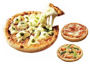 〈ピッコロッソ〉神戸ピザ