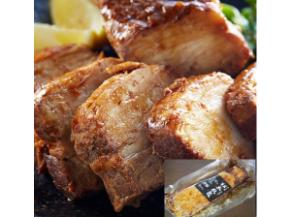 〈三代目!肉工房松本秋義〉まっくろ煮豚