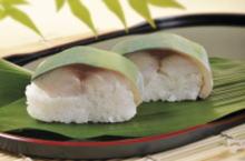 〈団十郎〉さば押し寿司