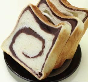 〈パンテス〉あん食パン こしあん