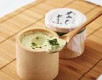 〈賀茂とうふ近喜〉わさび豆腐