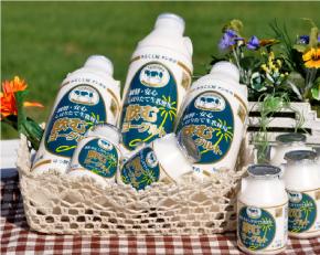 〈ミルク工房タンポポ〉飲むヨーグルト