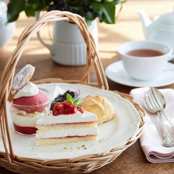 アフタヌーン ティー 浜松 【浜松まちなか】cafe terrace