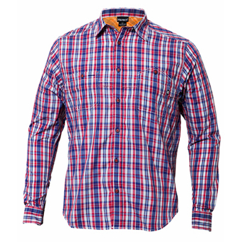 Mountain QD Check L/S Shirt