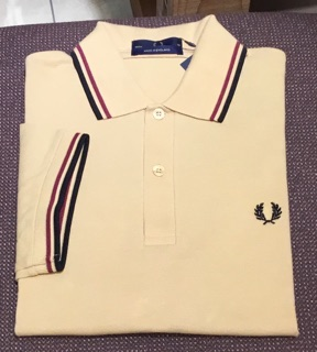 The Original Twin Tipped Fred Perry Shirt M12 オリジナル2本ラインフレッドペリーシャツ M12 2019.08/21UP