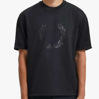Laurel Wreath Made In Japan Printed T-Shirt ローレルリースプリントTシャツ 2020.01/14UP