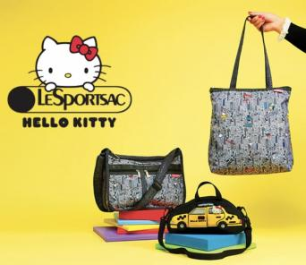 Hello Kitty x LeSportsac